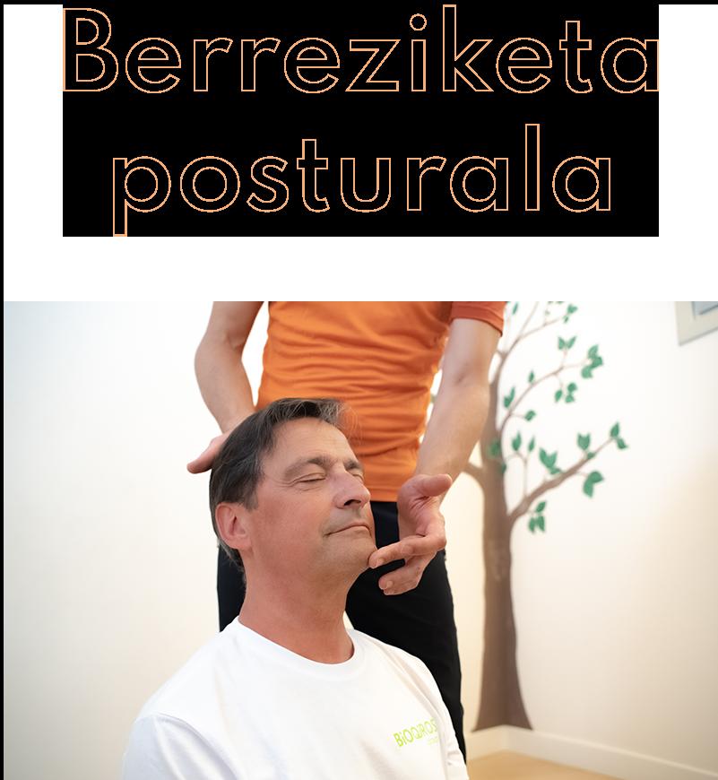 Berreziketa posturala